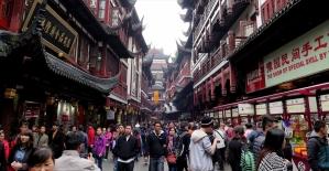 Çin'de günlük yaşam yakından takip ediliyor