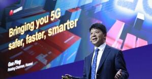"""""""Daha fazla güvenlik için Huawei tercih edilmeli"""""""