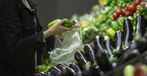 Enflasyon son 6 ayın en düşüğüne geriledi