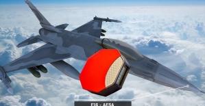 F-16'lar ASELSAN ile görecek