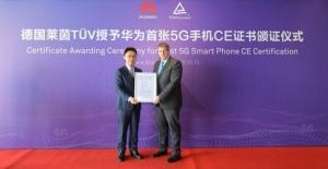 Huawei Mate X dünyanın ilk 5G CE sertifikasyonunu aldı