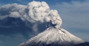 Meksika'daki Popocatepetl Yanardağı için alarm seviyesi yükseltildi