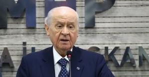 MHP Genel Başkanı Bahçeli: PKK beka sorunudur, PYD/YPG beka sorunudur