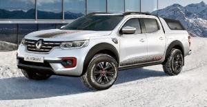"""Renault'dan yeni bir özel seri """"Alaskan Ice Edition"""""""