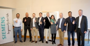 Siemens Türkiye, 9 ülkeden tedarik zinciri yöneticilerini İstanbul'da ağırladı