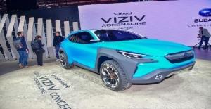 Subaru, Cenevre'de yeni modellerini tanıttı