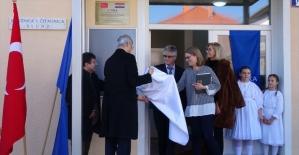 TİKA'dan Hırvatistan'da eğitime destek