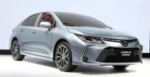 Toyota, tarihinin en büyük filo satışına Corolla Hybrid ile imza attı