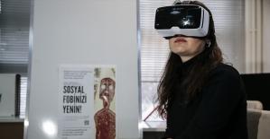 Türk bilim insanlarından 'sanal gerçeklikle terapi' yazılımı