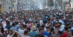 Türkiye nüfusunun yüzde 49,8'ini kadınlar oluşturuyor
