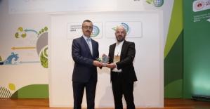 İstanbul Karbon Zirvesi'nden Türk Telekom'a ödül