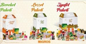 Migros ramazan kolisi ile sofralarda yüzde 49'a varan tasarruf