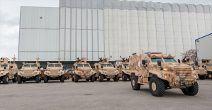 Türk zırhlısı hayat kurtaracak