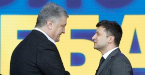 Ukrayna devlet başkanını seçmek için sandık başında