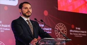 '3 faaliyet alanına 30 milyar lira finansman sağlanacak'