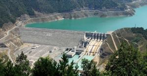 Çoruh Nehri'nden ekonomiye 'enerji' aktı