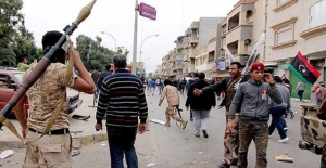 Libya'daki çatışmalarda ölü sayısı 392'ye yükseldi