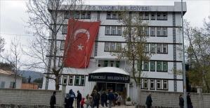 Mahkeme, Tunceli Belediyesinin 'Dersim' kararının yürütmesini durdurdu
