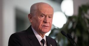 MHP Genel Başkanı Bahçeli'den 'İstanbul' paylaşımı