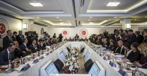Reform Eylem Grubu ilk kez Erdoğan başkanlığında yarın toplanacak