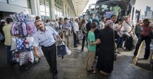 Türkiye'de her 10 kişiden 3'ü doğduğu şehirden göç etti