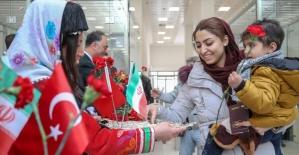 TÜRSAB Başkan Yardımcısı Erdem: Bu yıl 2,5 milyon İranlı turist ağırlamayı hedefliyoruz
