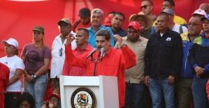 Venezuela Devlet Başkanı Maduro: Darbe teşebbüsü bizzat Beyaz Saray'dan yönetildi