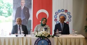 Aile, Çalışma ve Sosyal Hizmetler Bakanı Selçuk: Sendikalaşma oranı yüzde 67,65'e ulaştı