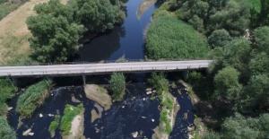 Bakanlık Gediz Nehri için harekete geçti