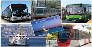 Bayram sonrası İstanbul'da ulaşım araçları Money'lerle bedava