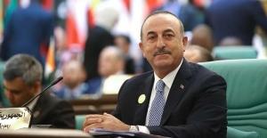 Dışişleri Bakanı Çavuşoğlu'ndan Arakanlı Müslümanlara bayram tebriği
