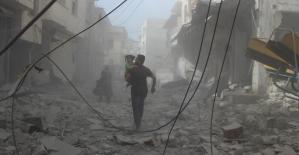 Esed rejiminden Ramazan Bayramı'nın ilk gününde bombardıman
