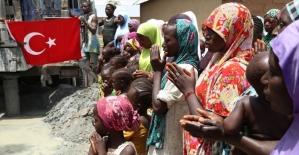 Gönüllü Türk kuruluşları Nijeryalıların temiz su ihtiyacını gidermeye çalışıyor