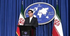 İran ABD'nin Çin'e yönelik ticari politikalarını eleştirdi