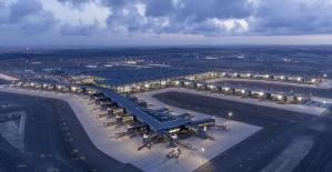 İstanbul Havalimanı, mayısta 5 milyon yolcu sayısını aştı