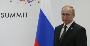 Putin G20 temaslarını değerlendirdi