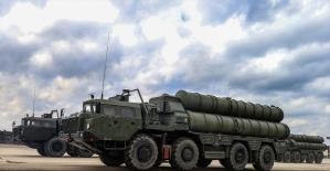 Rusya: S-400'lerin teslimatına 2 ay içerisinde başlayacağız