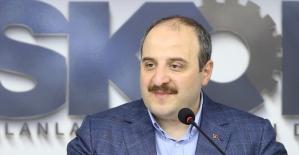 Sanayi ve Teknoloji Bakanı Varank: 20 bin projeye 7,4 milyar liralık destek sağladık