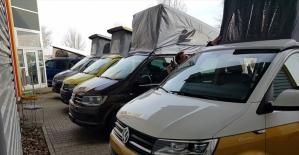 'Türkiye Avrupa'nın karavan üretim üssü olabilir'