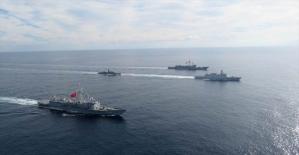 'Türkiye Kıbrıs'ta izlenen haydutluk stratejisini kabul etmeyecek'