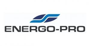 Energo-Pro, Ankara'daki tesise ilk siparişini aldı