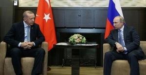 Erdoğan - Putin görüşmesi 5 Mart'ta yapılacak