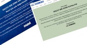 LCW ve Mavi Jeans, online mağazaları da kapattı