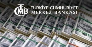 Merkez Bankası rezervleri 517 milyon dolar arttı