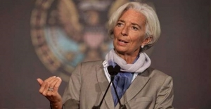 ECB Başkanı Lagarde: Ekonomik toparlanma 'belirsiz'