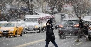 Ege'de sağanak, Karadeniz'de yoğun kar bekleniyor