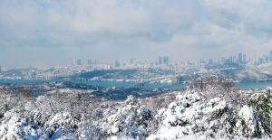 Marmara için kar, buzlanma ve don uyarısı