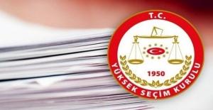 İstanbul dahil 4 ilde milletvekili sayıları yeniden belirlendi