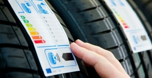 Araç lastiklerinin etiketlerine yönelik düzenleme