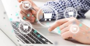 E-ticaret hacmi 2020'de yüzde 66 büyüdü